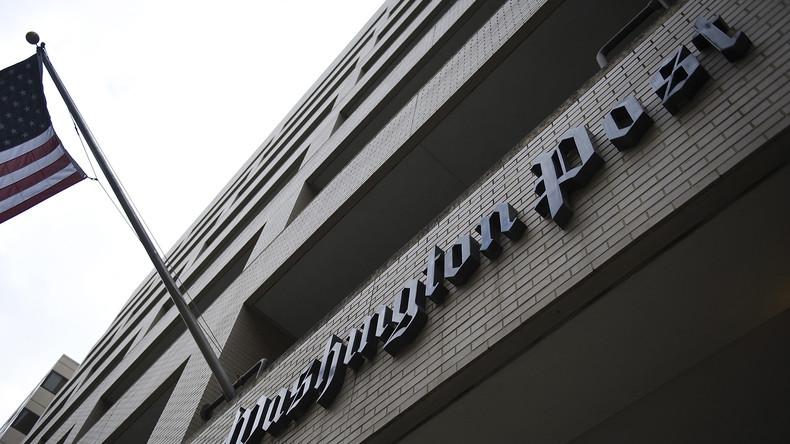 Neuester Schnitzer der Washington Post beweist: Fake-News sind okay, wenn es um Russland geht...