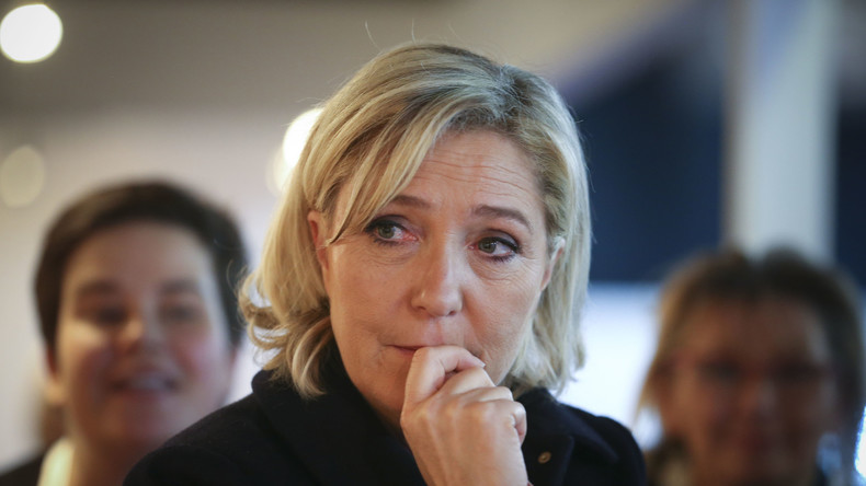 Marine Le Pen findet Krim-Referendum legal
