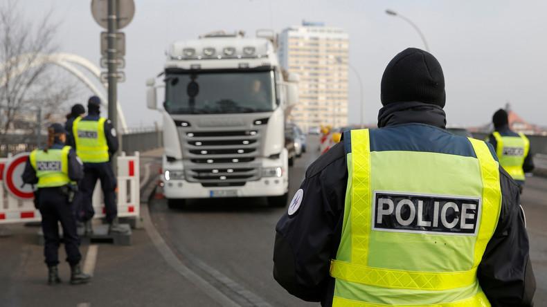 IS-Terrorgefahr: Neues Lkw-Attentat in Deutschland vereitelt