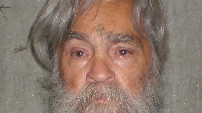 US-Serienmörder Charles Manson im Krankenhaus