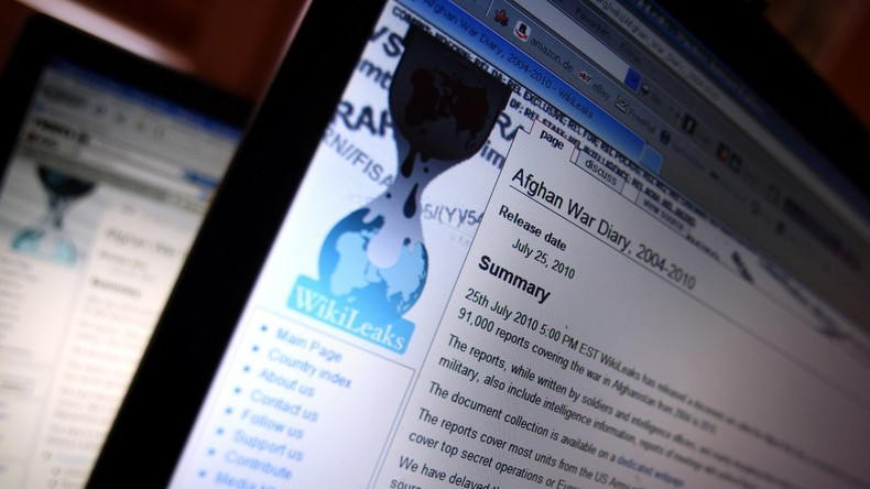 """WikiLeaks: """"Unsere Quelle ist nicht ein Staat"""""""