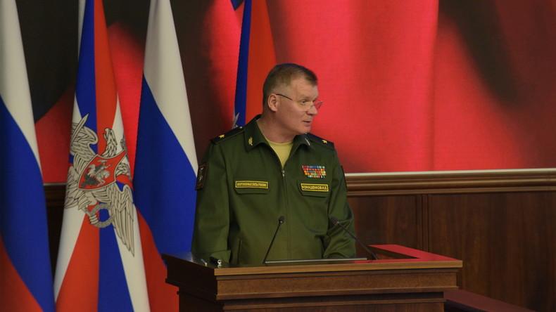 Russlands Militärbehörde kommentiert die Worte des CIA-Chefs über Moskaus Taktik in Syrien