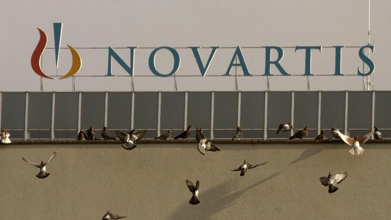 Korruption: Untersuchungen gegen Pharmariesen Novartis in Griechenland
