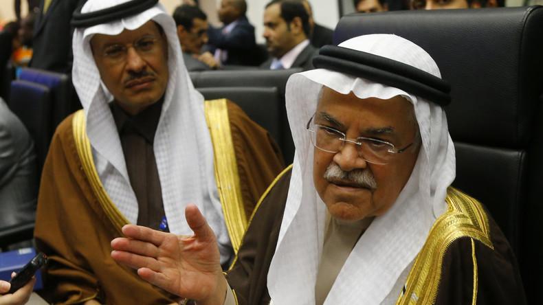 Mehr Geld für Rüstung: Saudi-Arabien erwartet 46 Prozent mehr Einnahmen aus Erdöl