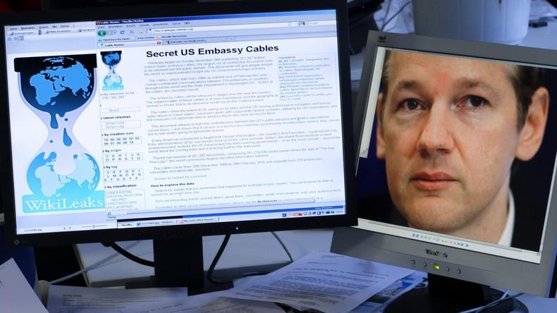"""""""WikiLeaks"""" setzt Prämie für Informationen über Datenvernichtung in Obama-Administration aus"""