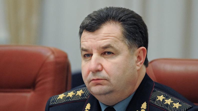 Kiew will Raketenübungen über dem Schwarzen Meer regelmäßig durchführen