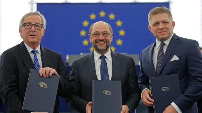 Nach Brexit & Co: EU-Elite will lieber keine Referenden mehr in Europa