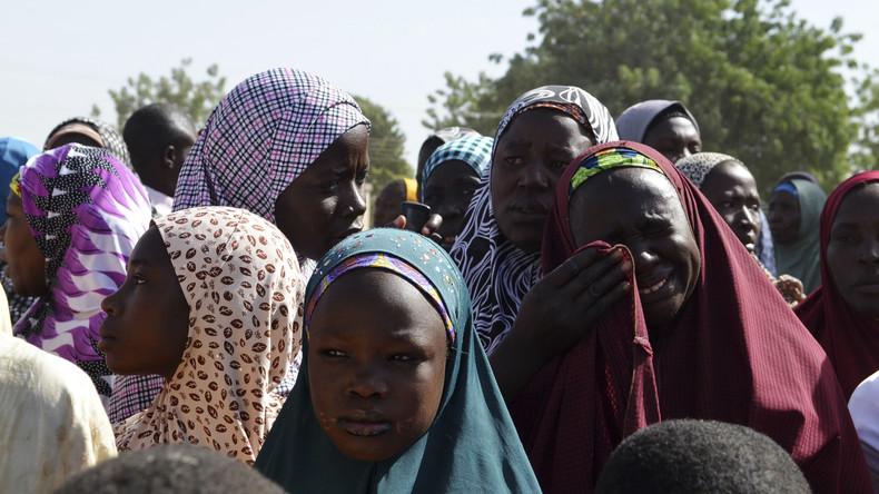 Nigerianische Polizisten töten drei minderjährige Selbstmordattentäterinnen
