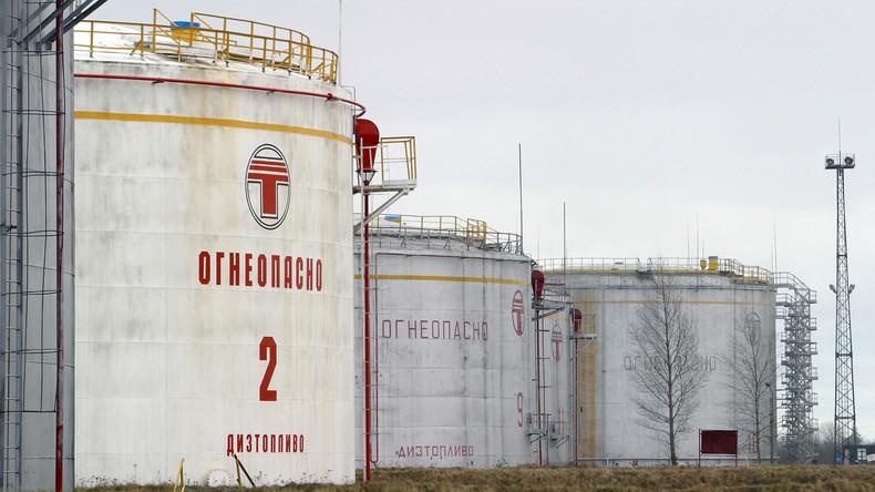 Weißrussland erhöht Preise für Erdöltransit