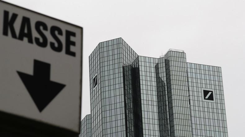 Die Deutsche Bank zahlt 95 Millionen US-Dollar als Strafe für Steuerhinterziehung