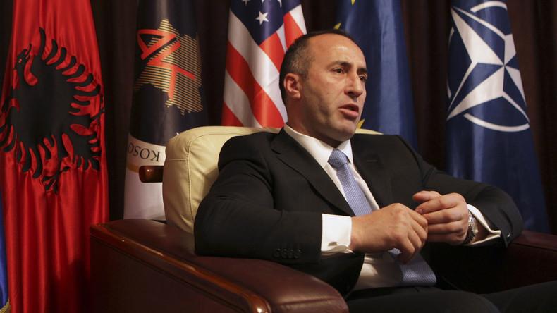 Frankreichs Polizei nimmt den ehemaligen Premierminister des Kosovo fest