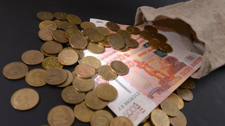 Rubel so stark wie seit Ende Juli 2015 nicht mehr