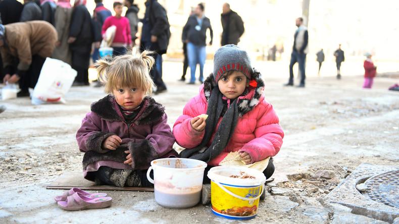 UNO berichtet von Tausenden Heimkehrern nach Ost-Aleppo