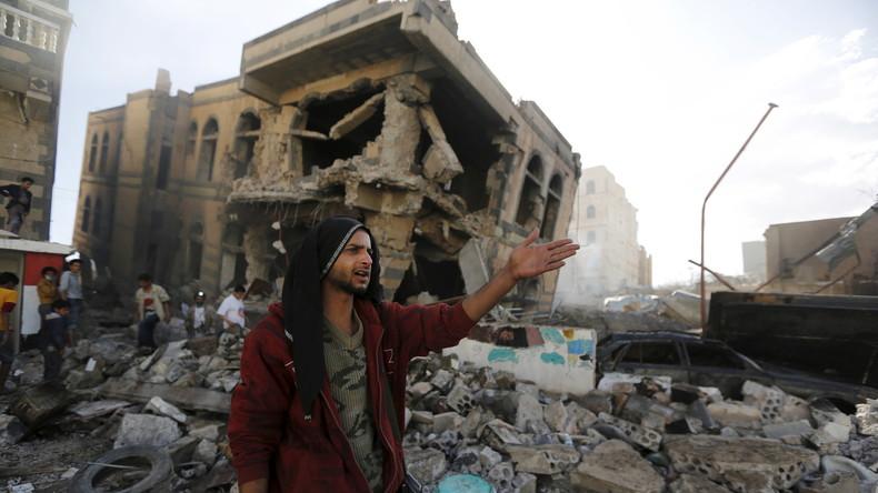 Ein Schandfleck westlicher Berichterstattung: Humanitäre Katastrophe im Jemen spitzt sich zu