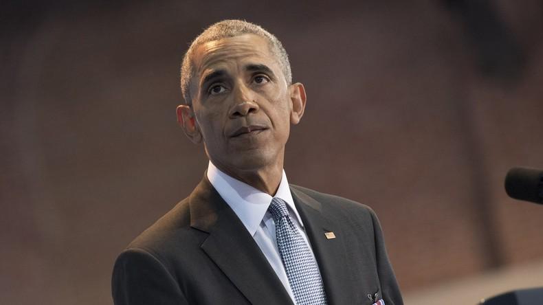 Barack Obama erhielt Bericht über angebliche russische Hackerattacken