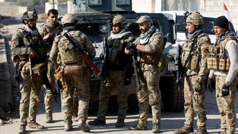 Französische Luftstreitkräfte verhindern IS-Anschlag im Irak