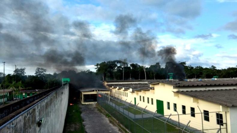 Brasilien: Mindestens 33 Häftlinge tot im Gefängnis aufgefunden