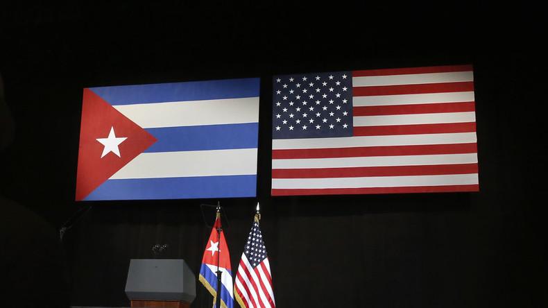 Erster Exportvertrag zwischen Kuba und USA seit 50 Jahren abgeschlossen