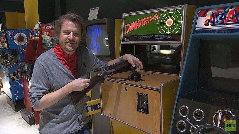 Einmal in Russland: Sowjetische Arcade-Spiele