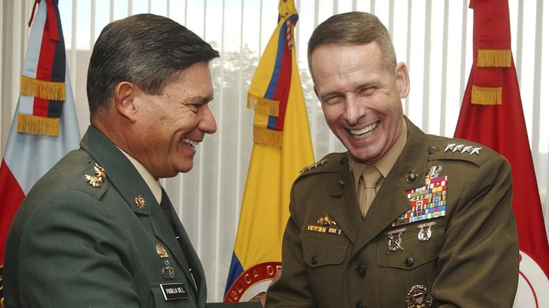 Kolumbien: NATO-Bündnis im Herzen Südamerikas - Unabsehbare Folgen für den Frieden