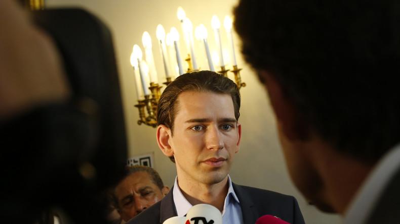 Sicherheit in Europa: Österreich läuft Sturm gegen Asylpolitik der EU