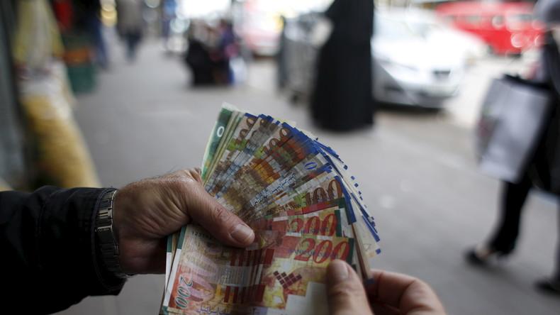 Austeritätspolitik in Ramallah: Ausländische Zuwendungen an Palästinenser drastisch gesunken