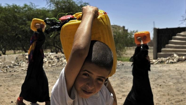 Syrien: Millionen Menschen droht humanitäre Katastrophe wegen Sabotage durch Terrorgruppen