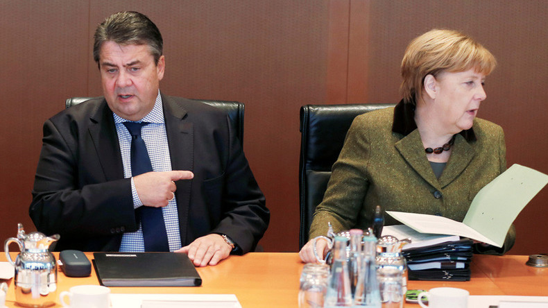 Interne SPD-Quelle: Sigmar Gabriel wird unser Kanzlerkandidat gegen Merkel