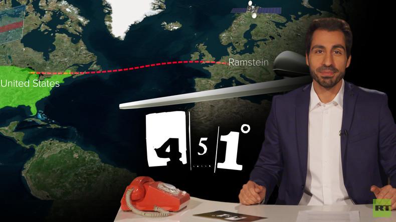 451° - Ramstein - Knotenpunkt im Drohnenkrieg der USA [E15]