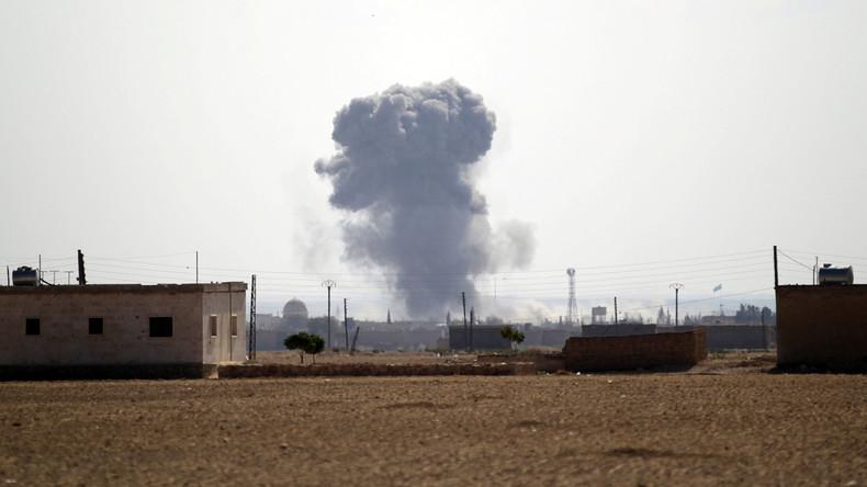 Mindestens 60 Menschen sterben bei Bombenanschlag in Syrien