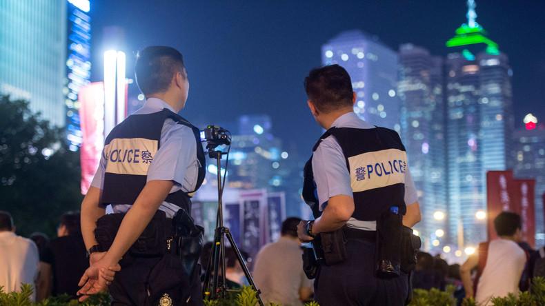 Chinas Polizei verhaftet den Verbrecher 21 Jahre nach der Tat