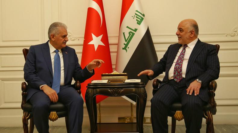 Bagdad und Ankara verständigen sich auf Abzug türkischer Truppen aus Irak