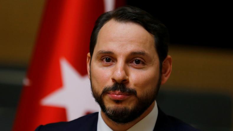 Türkischer Energie-Minister erklärt Stromausfälle mit US-Cyberangriffen