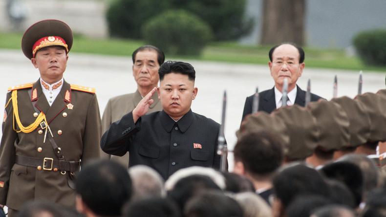 Washington und Seoul wollen Spezialeinheit zur Beseitigung von Kim Jong-un schaffen