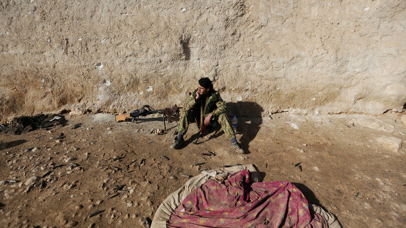 Türkische Armee tötet 32 IS-Terroristen in Syrien