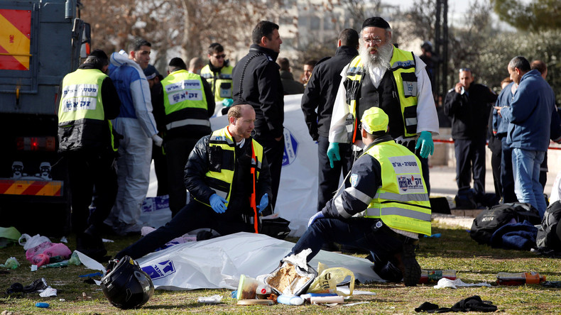 LKW-Anschlag in Jerusalem: Benjamin Netanjahu vermutet den IS hinter der Tat
