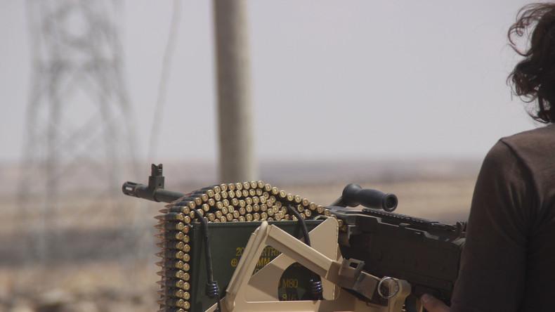 Türkische Militärs töten 48 IS-Kämpfer in Syrien