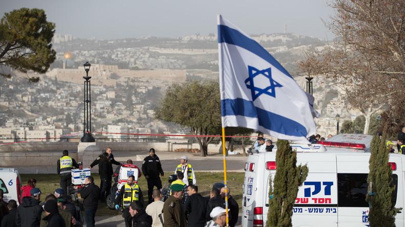 Israelische Polizei verhaftet neun Menschen nach LKW-Anschlag in Jerusalem