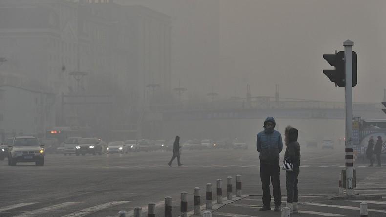 Peking gründet Anti-Smog-Polizei