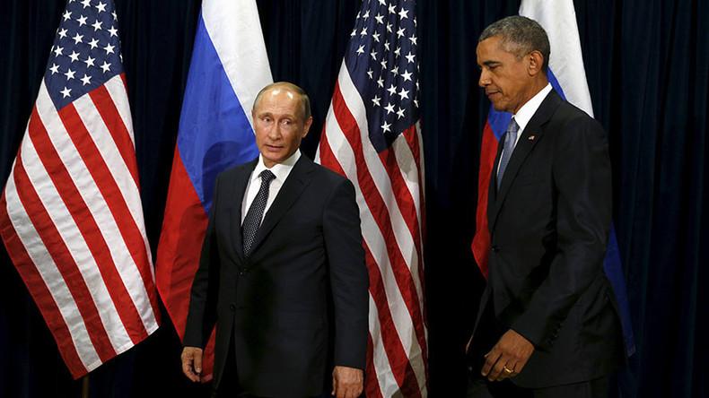 """""""Putin ist nicht in unserem Team"""" - Obama fordert Trump auf, US-Geheimdiensten zu vertrauen"""