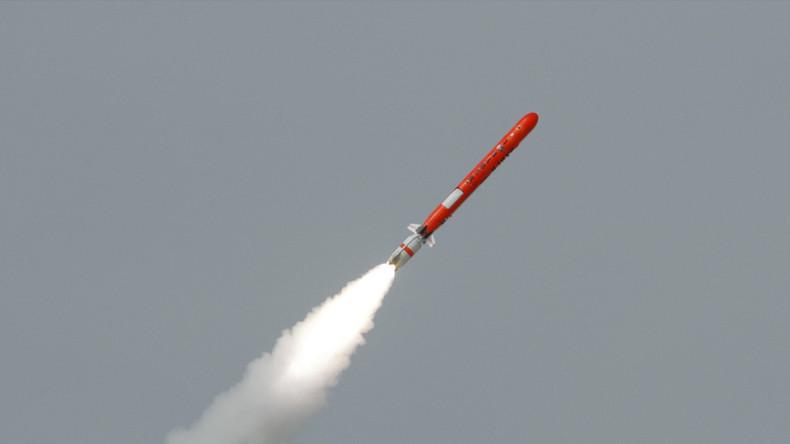 Pakistan testet atomwaffenfähige U-Boot-Rakete