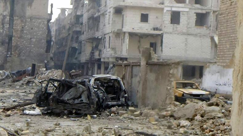 Eigenmächtiger US-Luftschlag - 20 Zivilisten in Syrien getötet