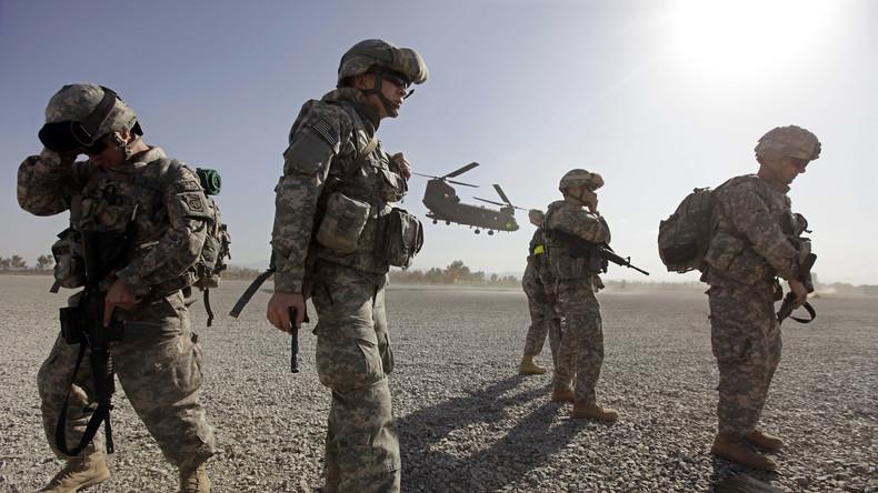 Die unendliche Geschichte von In-Out-In: US-Soldaten kehren nach Afghanistan zurück