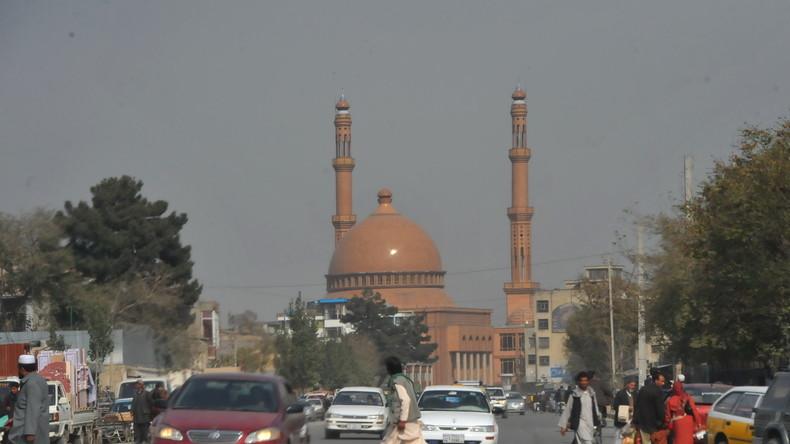 Mindestens 20 Tote bei Doppelanschlag in Kabul