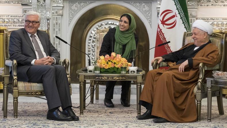 Trauer im Iran – Nach Tod von Rafsanjani wird es um Rouhani einsam