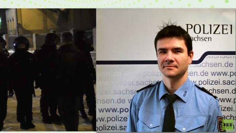 """Wegen Verdacht auf """"geklaute Kamera"""": Polizei stoppt Live-Übertragung von RT-Ruptly"""