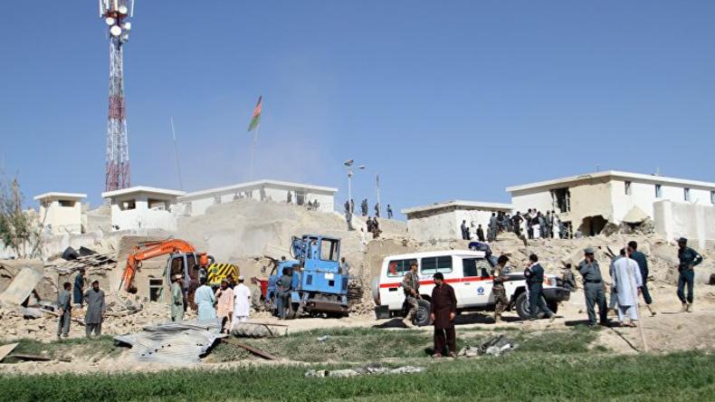 Fünf VAE-Diplomaten bei Doppelanschlag in Kandahar getötet