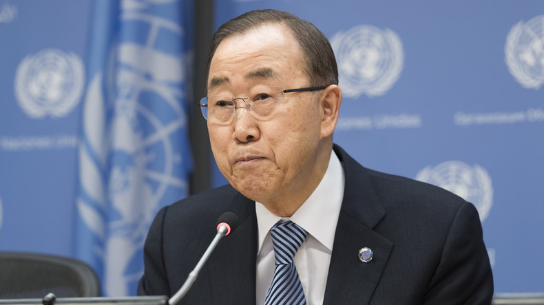 Verwandten von Ban Ki-moon wird Bestechung vorgeworfen