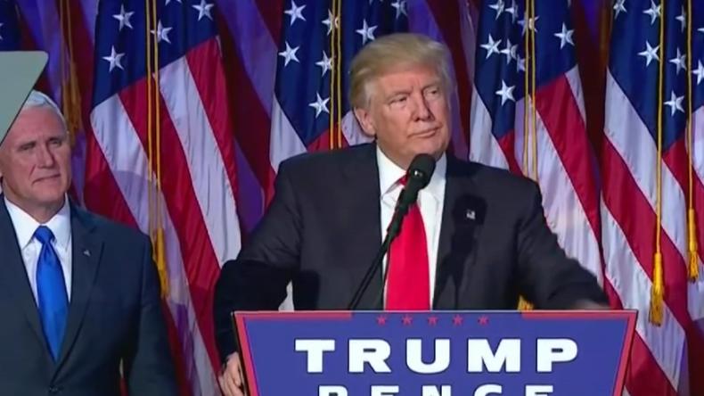 Live ab 17.00 Uhr: Designierter US-Präsident Trump hält erste formale Pressekonferenz seit Wahlsieg