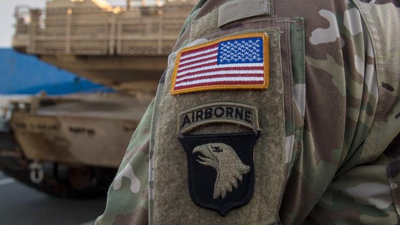 300 US-Soldaten kommen in Polen an